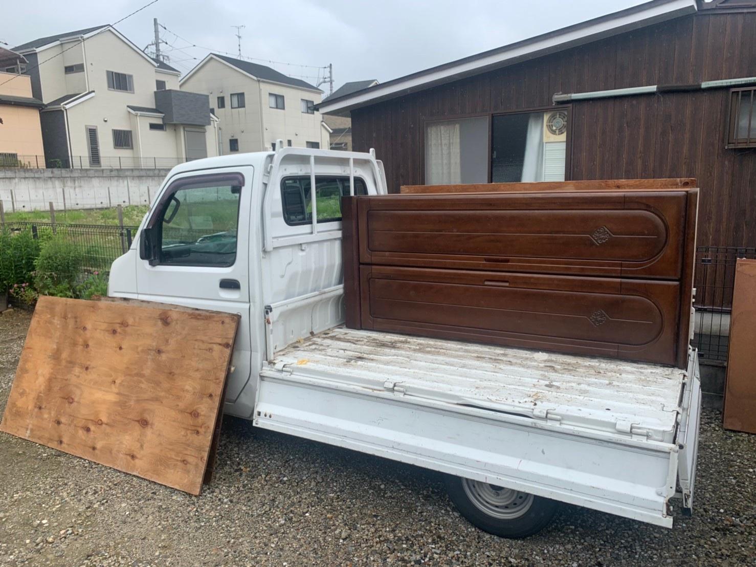 神戸市西区 不用品回収